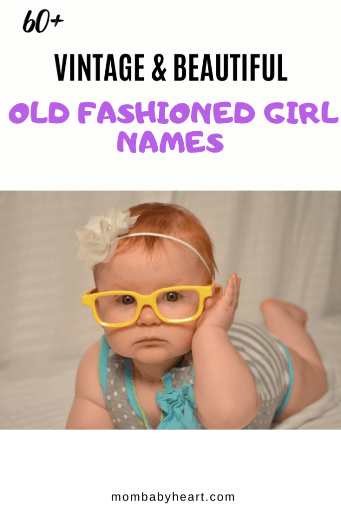 Pin Image of old fashioned girl names
