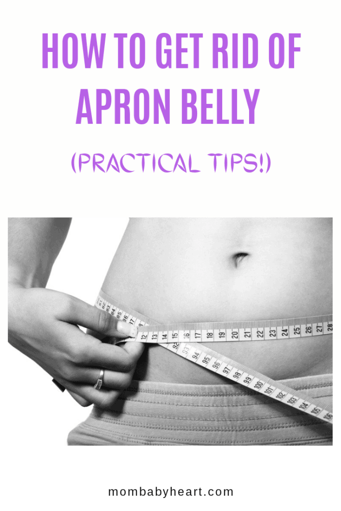 Pin Image of Apron Belly