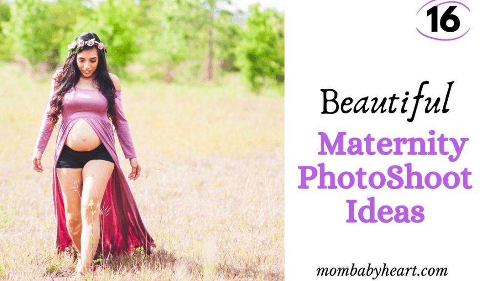 Image of Maternity Photoshoot Ideas