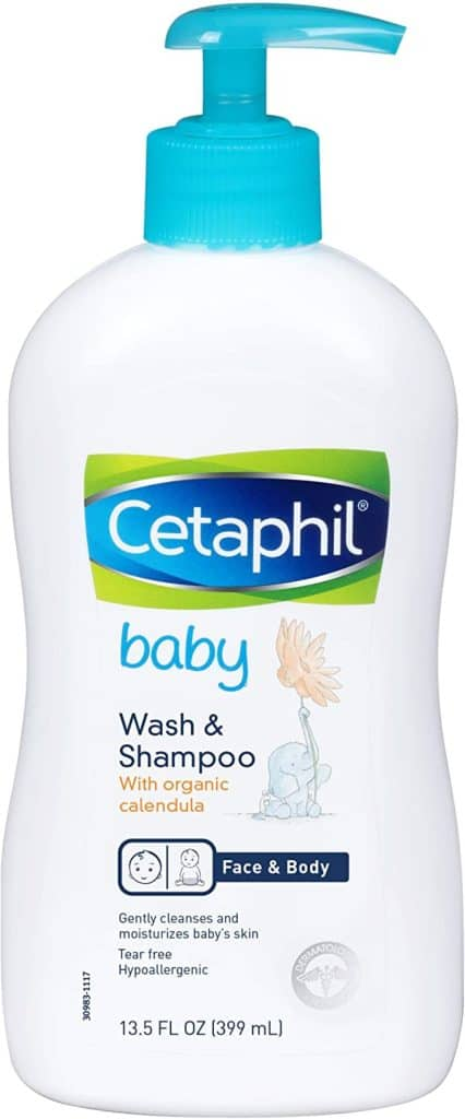 Photo of Cetaphil Baby Shampoo