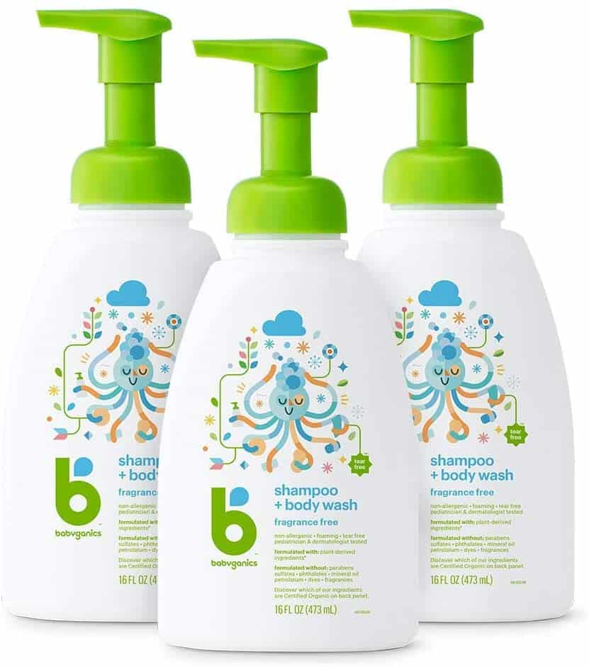 Photo of Babyganics Shampoo