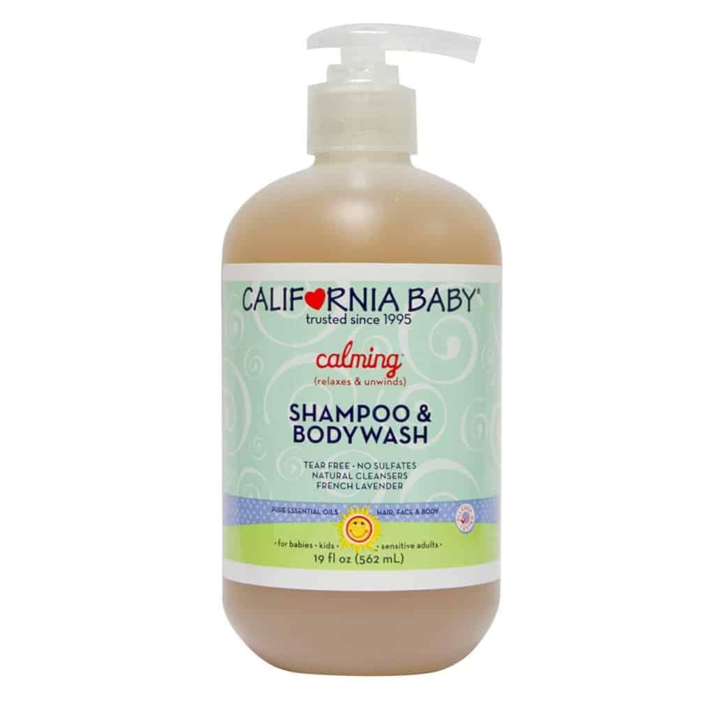 Photo of California Baby Shampoo