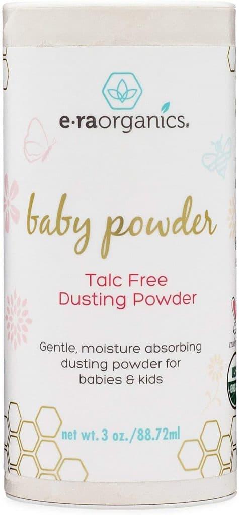Photo of Era Organics, a talc-free baby powder