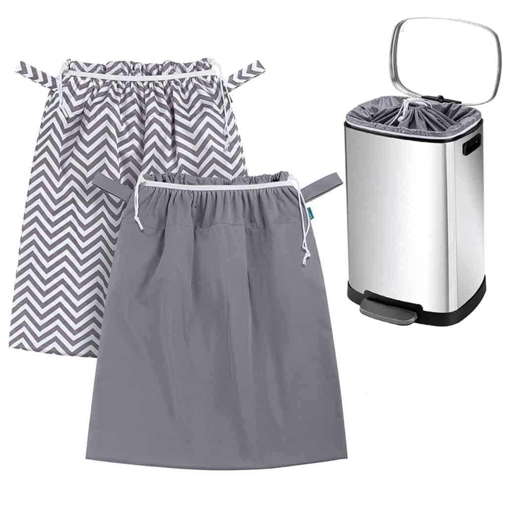 Photo of Teamoy Reusable Diaper Pail Liner