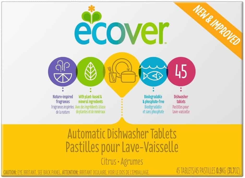 Photo of Ecover Automatic Soap Tablets