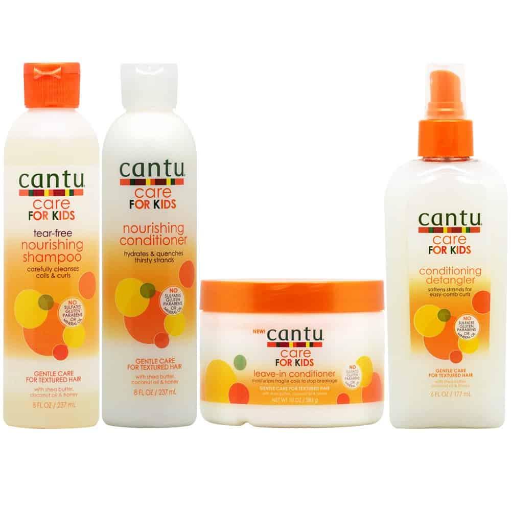 Photo of Cantu Care baby shampoo