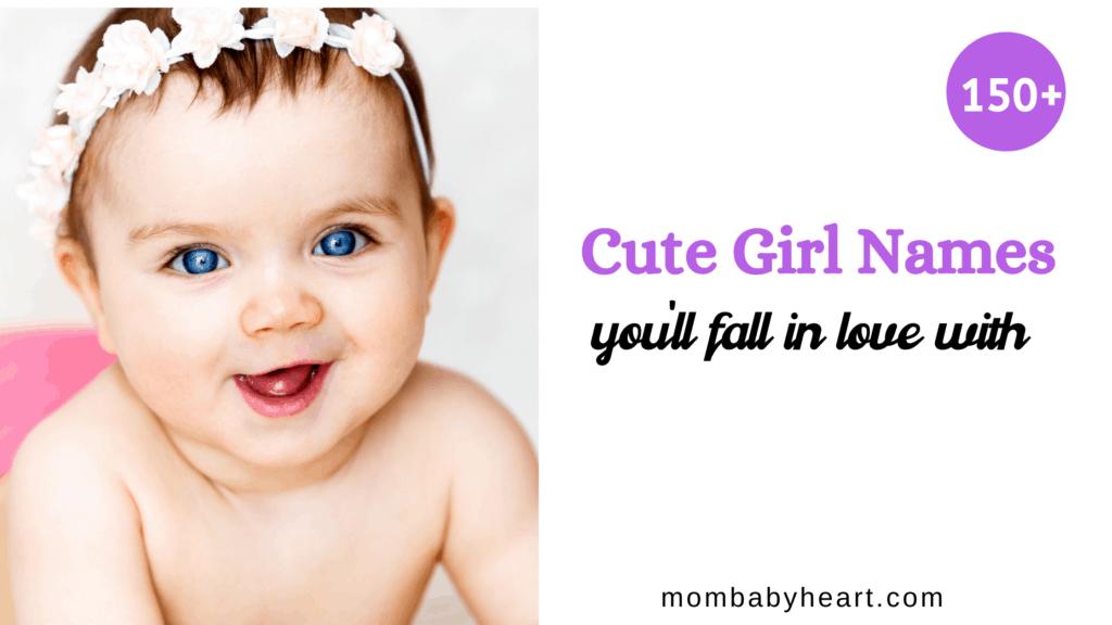 Image of cute girl names
