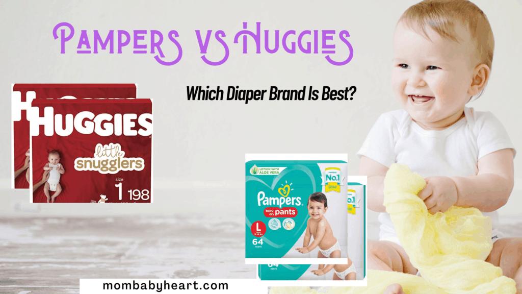 Image of Pampers vs Huggies
