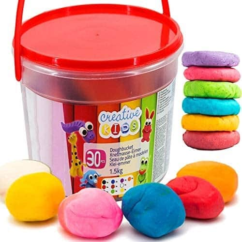 Photo of playdough, a chat game for kids