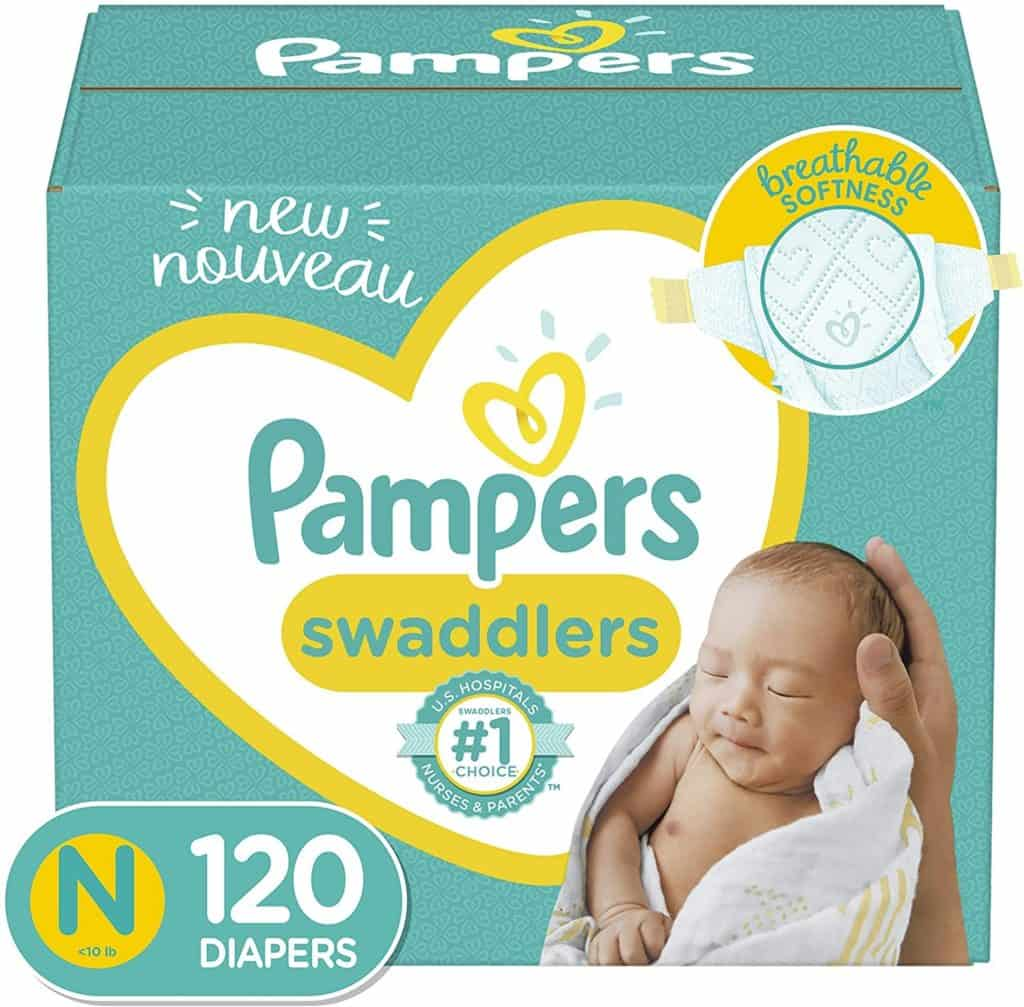 Photo of Pampers Swaddlers