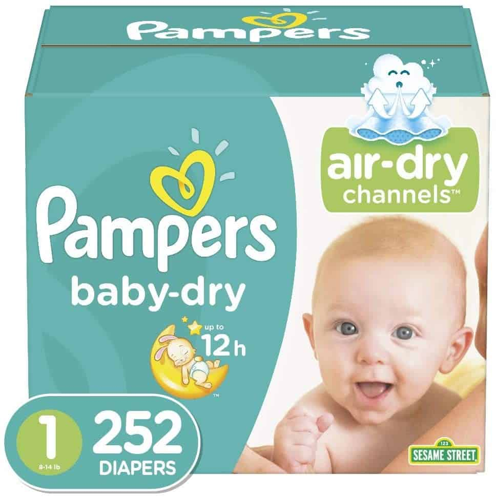 Photo of Pampers Baby Dry