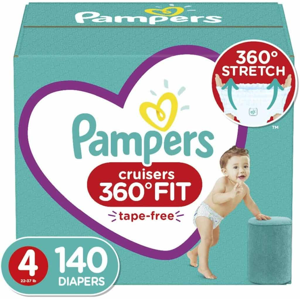 Photo of Pampers Cruiser