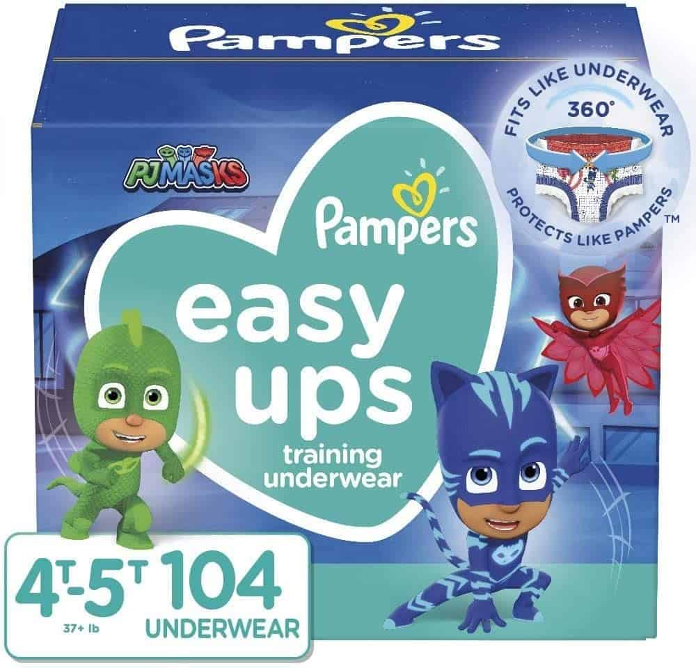 Photo of Pampers Easy Ups