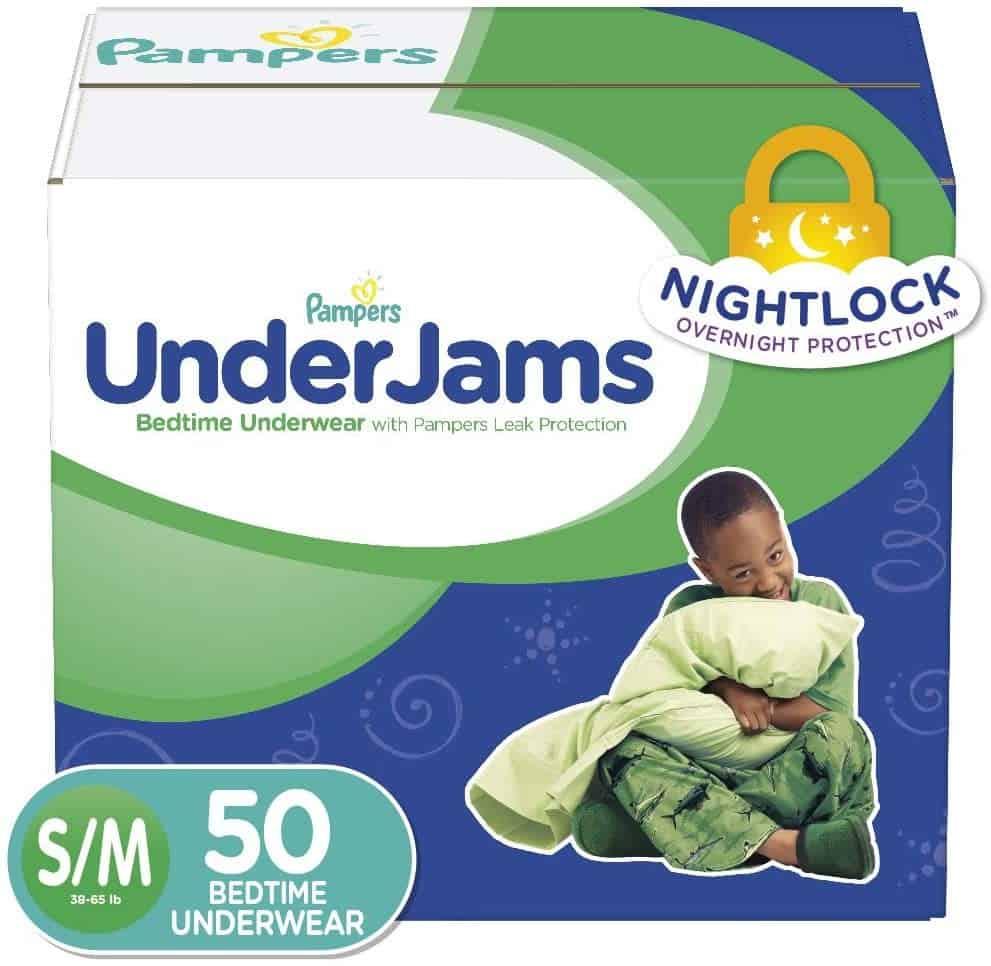 Photo of Pampers UnderJams