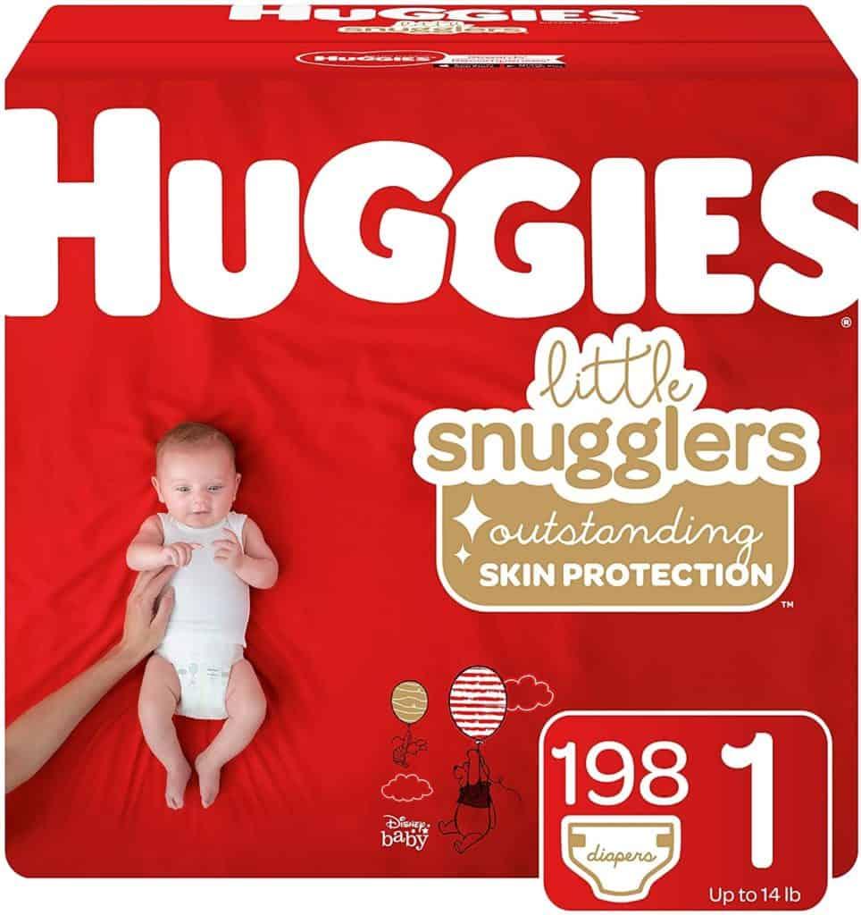 Photo of Huggies Snugglers