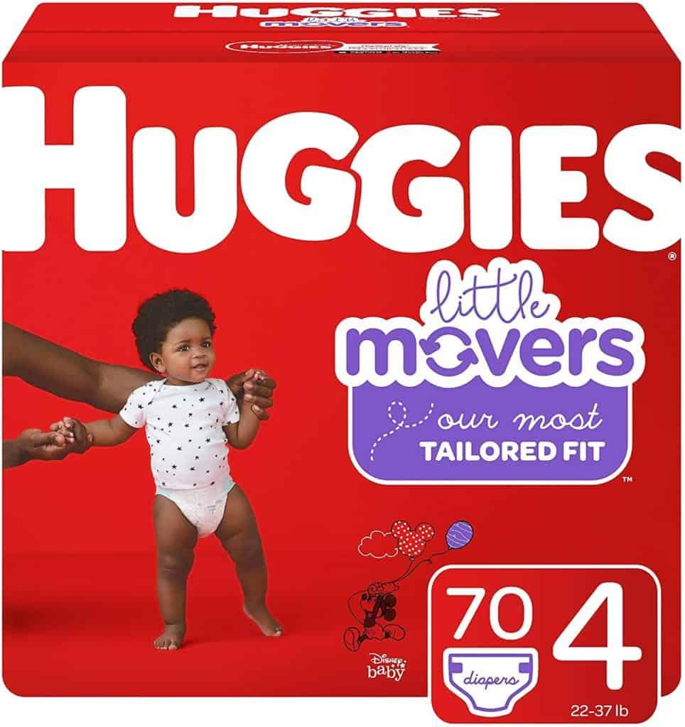 Photo of Huggies Little Movers