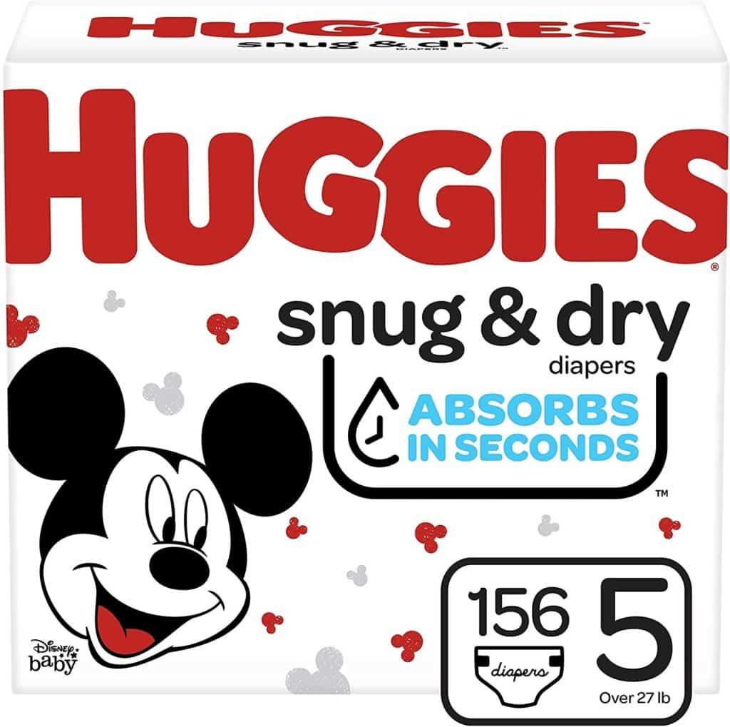Photo of Huggies Snug & Dry