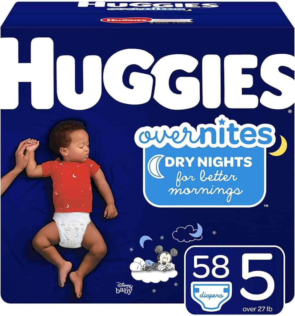 Photo of Huggies Overnites diapers