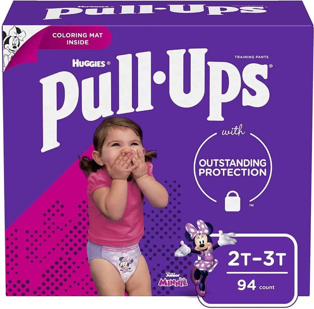 Photo of Huggies Pull-ups