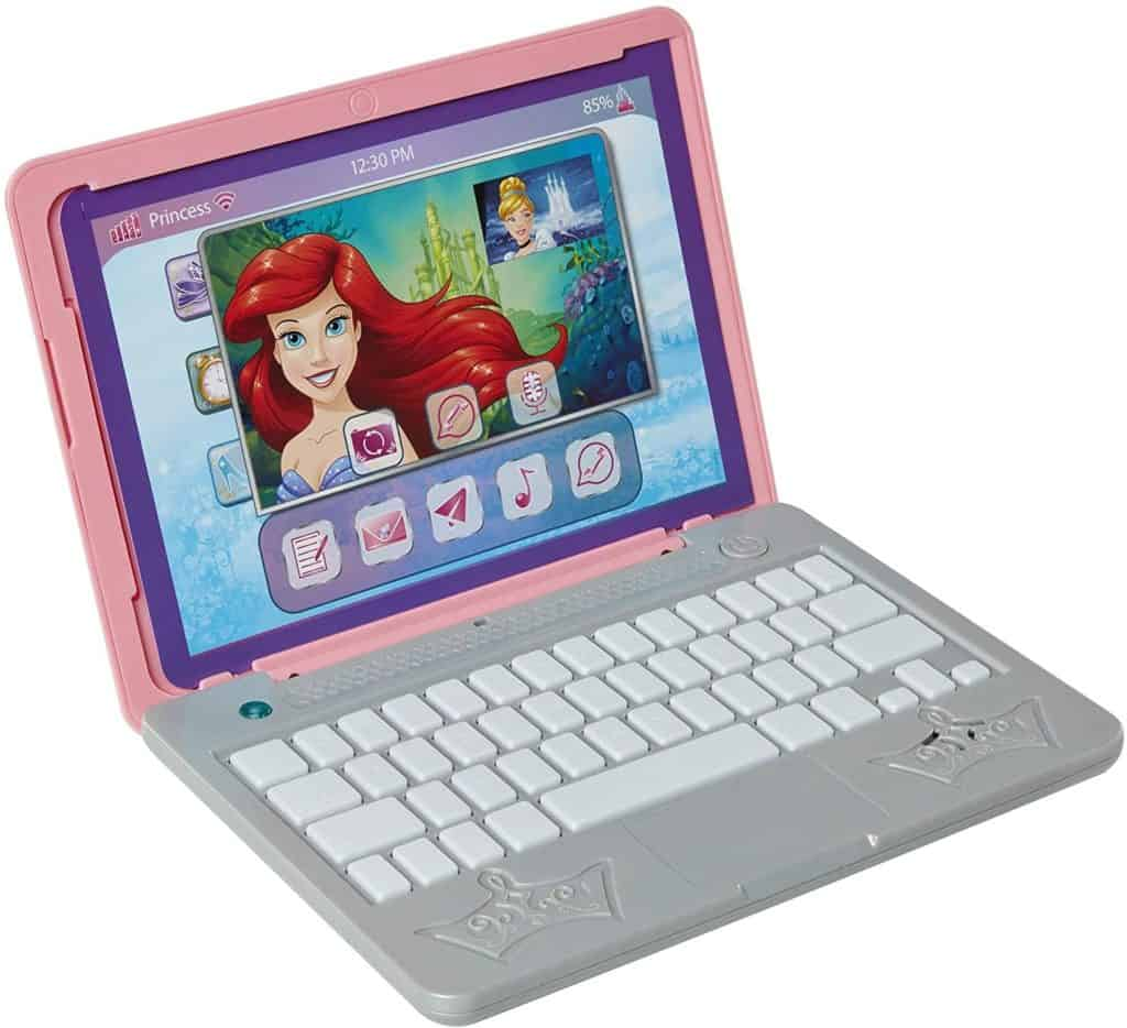 Photo of Disney Princess Laptop;  a great computer for toddlers