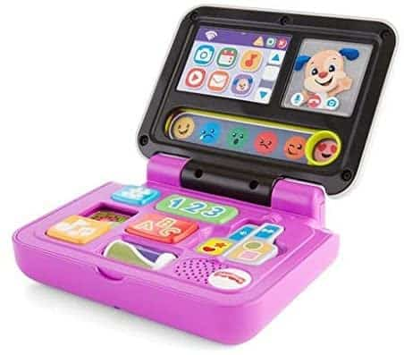 Photo of Fisher-Price Laptop;  a great computer for toddlers