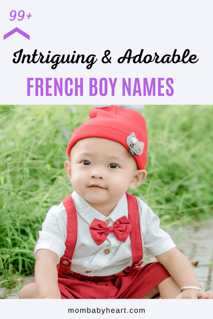 Pin image of french boy names