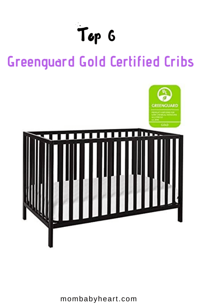 Pin image of Greenguard Gold Certified Cribs