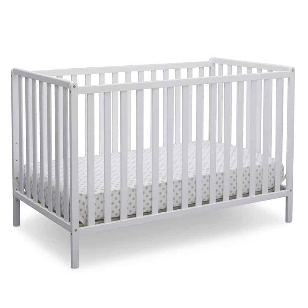 Photo of Delta Children Heartland Crib; one of the cheap cribs available