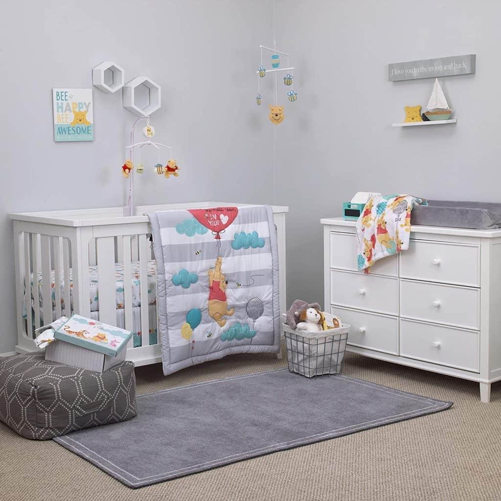 Photo of Disney Crib Nursery Set; one of the great cheap cribs