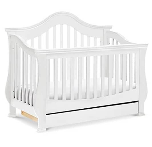 Photo of Million Dollar Baby Classic Greenguard Gold Certified Crib