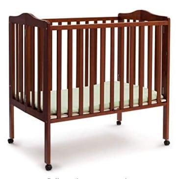 Photo of Delta Children best mini crib