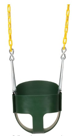 Photo of Eastern Jungle outdoor baby swing
