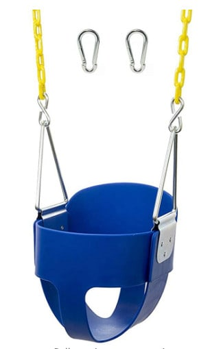 Photo of Squirrel Product High outdoor baby swing