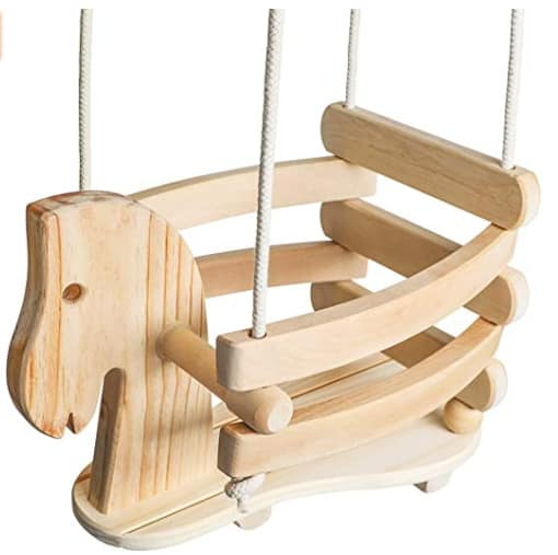 Photo of Ecotribe Wooden Swing set