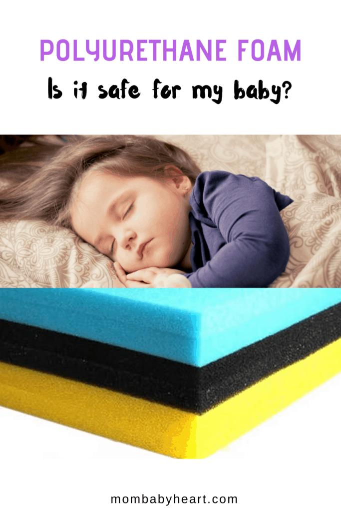 Pin image of Polyurethane foam
