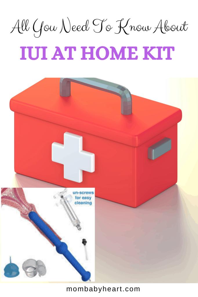 Pin image of IUI at home kit