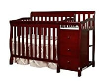 Photo of Dream on me Jayden crib with changing table
