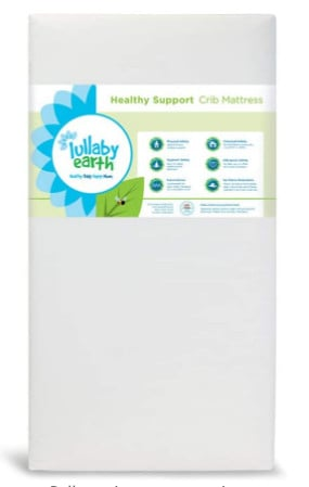 Photo of Lullaby Earth Non toxic mattress
