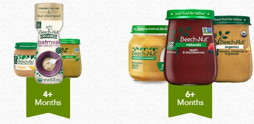 Photo of Beech Nut; one of the baby food brands to avoid