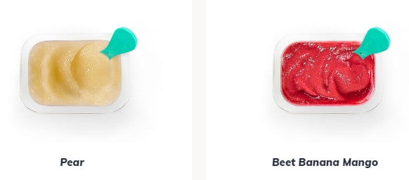 Photo of Little Spoon; one of the best organic baby food brands