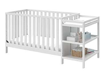 Photo of Storkcraft Pacific 4-in-1 crib