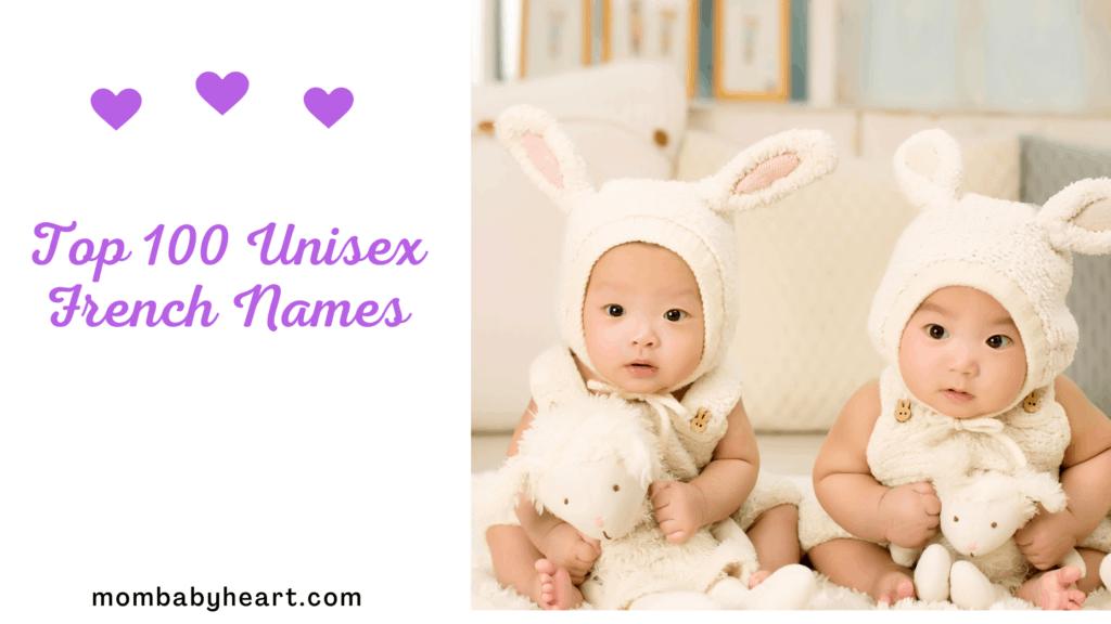 Image of Unisex French Names