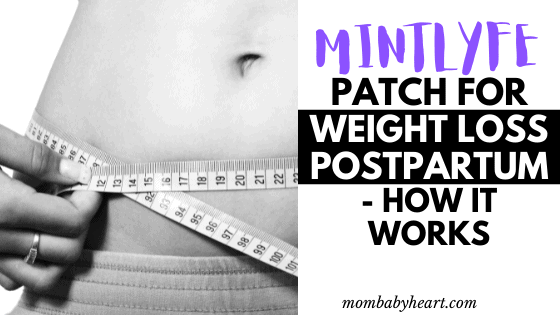 Image of Mintlyfe Patch for weight loss