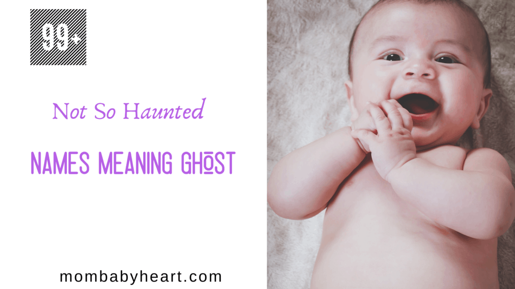Image of Names That Mean Ghost