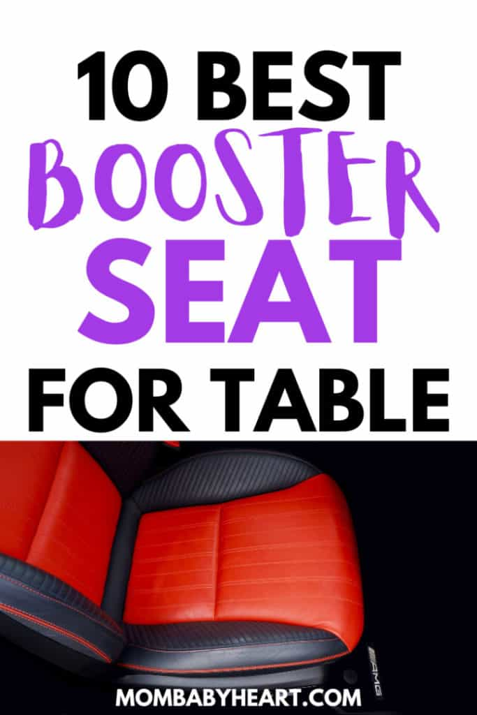 Pin image of Booster Seat for Table