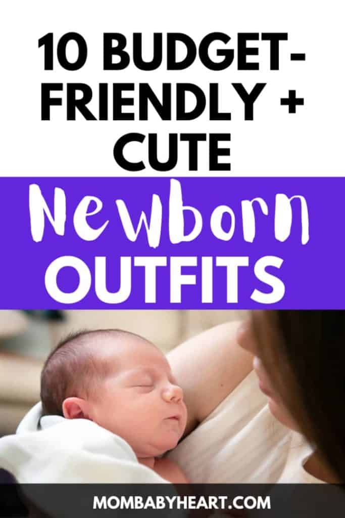 Pin image of cute newborn outfits