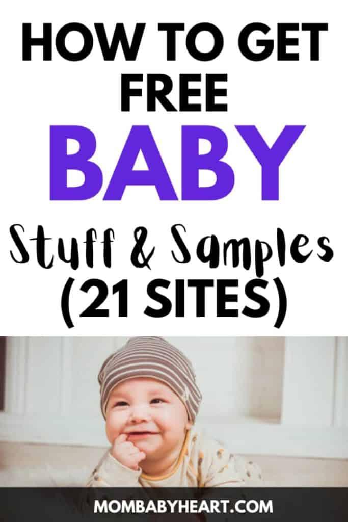 Pin image of free baby stuff