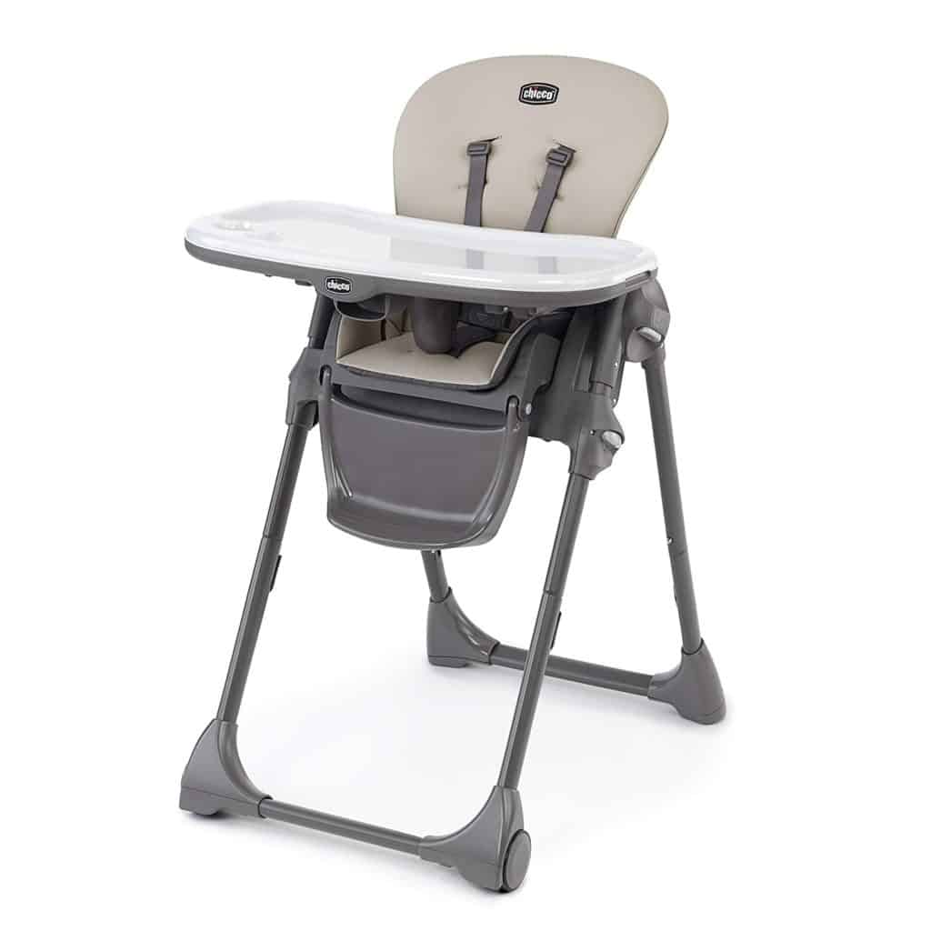 Photo of Chicco folding high chair
