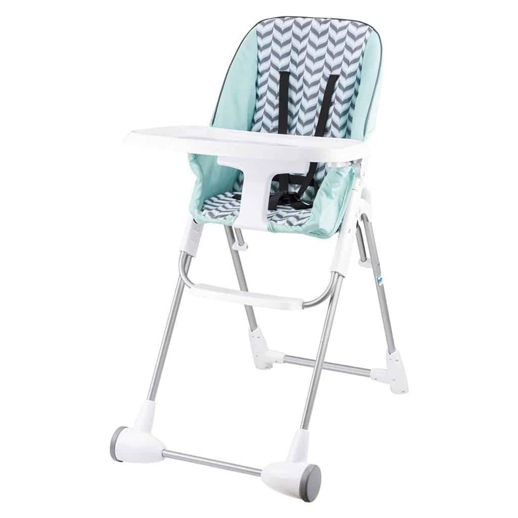 Photo of Evenflo folding high chair