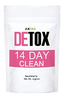 Photo of Okey detox Tea; an alternative to Mintlyfe Patch for weight loss